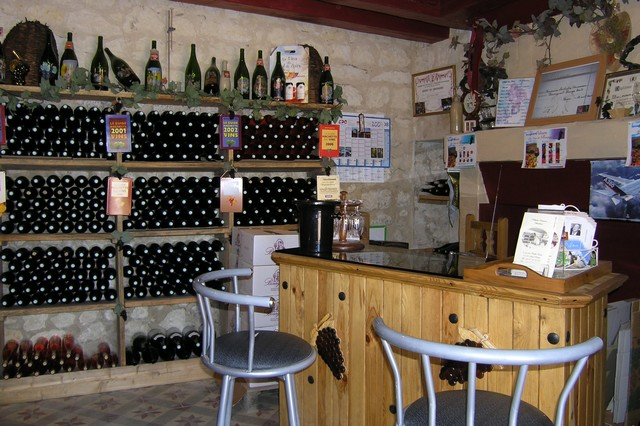 Visit the Bourgueil wine cellars